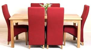 Red Dining Room Chairs Ebay French Chair