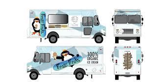 100 Ice Cream Truck Names Freezer Freaks Branding And Design On Behance