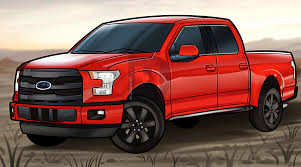 How To Draw An F-150 Ford Pickup Truck, Step By Step, Drawing ... Pickup Truck Best Buy Of 2018 Kelley Blue Book Find Ford F150 Baja Xt Trucks For Sale 2015 Sema Custom Truck Pictures Digital Trends Bed Mat W Rough Country Logo For 52018 Fords 2017 Raptor Will Be Put To The Test In 1000 New Xl 4wd Reg Cab 65 Box At Watertown Used Xlt 2wd Supercrew Landers Serving Excursion Inspired With A Camper Shell Caridcom Previews 2016 Show Photo Image Gallery Supercab 8 Fairway Tonneau Cover Hidden Snap Crew Cab 55
