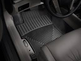Laser Measured All Weather Floor Mats by All Weather Floor Mats Honda Accord Coupe 2008 2012 Black