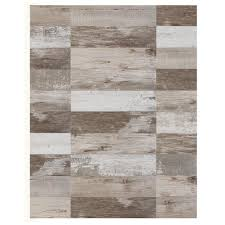 florida tile home collection painted wood beige 6 in x 24 in