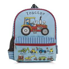 100 Thomas New Trucks Backpack