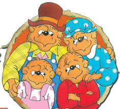 Berenstain Bears Halloween by The Mandela Effect An Altered Present