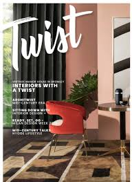 100 Modern Interior Design Magazine Why Is Twist The For MidCentury