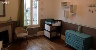 deco vintage chambre bebe animelie décoration chambre de bébé