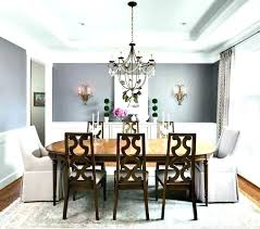 Painting Dining Room Chairs Paint Rooms Pictures Of With Wainscoting Wainscot