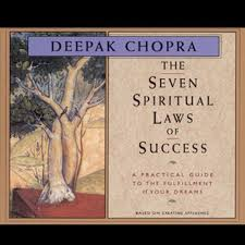 The Seven Spiritual Laws Of Success Audiobook Cover Art