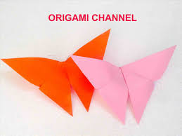 To Do Paper Wall Decoration Rhyoutubecom Animal Youtuberhyoutubecom Easy Origami For Kids Butterfly Craft