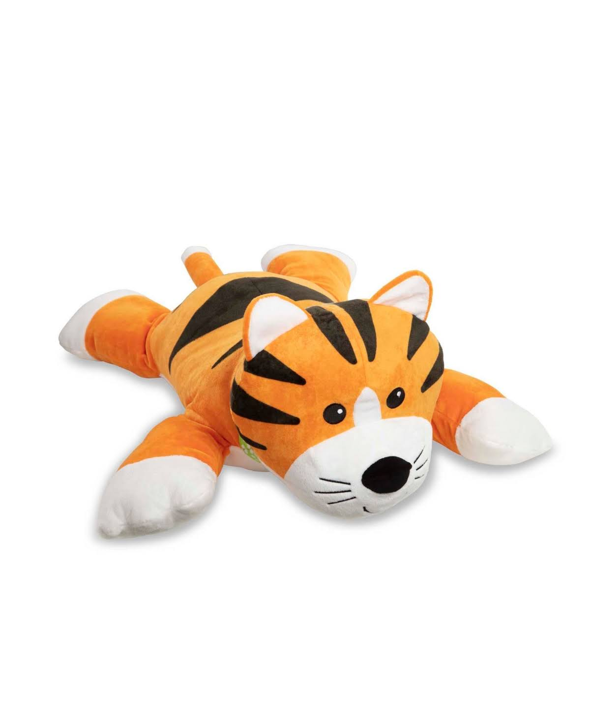 Melissa & Doug - Cuddle Tiger Jumbo Plush Stuffed Animal