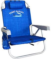 Tommy Bahama Reclining Folding Chair by Amazon Com Tommy Bahama Hi Boy Folding Beach Chair Red