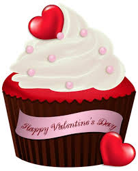 Valentine Cupcake Clipart Dessert Clipart Valentine Cupcake Pencil And In Color Dessert Picture To Coloring Page