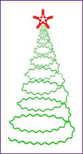 Lighted Spiral Christmas Tree Uk by Spiral Christmas Tree Template Home Design Ideas