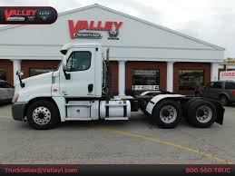 2012 Used Freightliner Cascadia Daycab Factory Warranty Detroit At ...