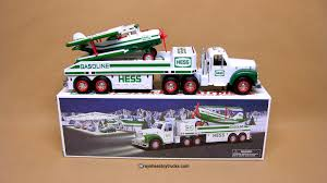 100 Hess Toy Truck Values 2002 Airplane Rays S
