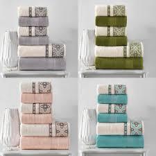 handtüchersets für badezimmer günstig kaufen ebay
