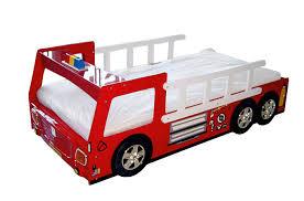 Fire Truck Bed Ideas : 15 Inspiring Kids Fire Truck Bedding Image ...