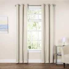 100 Residence Curtains Wayfair Basics Solid Blackout Grommet Single Curtain Panel Reviews