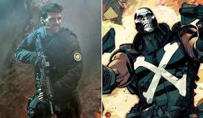Captain America Civil War Wallpaper With Anime Entitled Frank Grillo As Crossbones