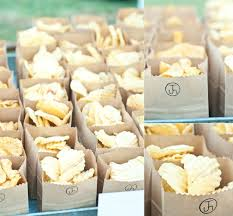Top 10 Wedding Food Ideas