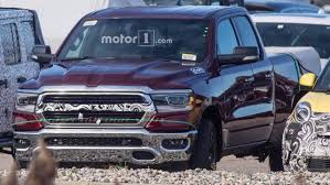 100 Ram Trucks Forum 2019 1500 Spied 2019 5th Gen