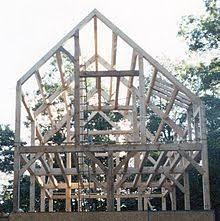 timber framing wikipedia