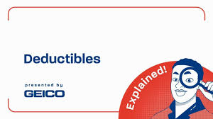 What Is An Insurance Deductible? - GEICO - YouTube