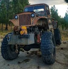 Anyone Interested In A 1947 Willy's Mud Truck?!! Only $5k, Located ...