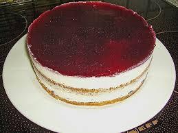 kirsch joghurt torte