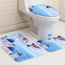 badezimmer teppich set badematte in vielen formen