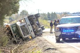 100 Logging Truck Accident Log Truck Investigation Underway The Cleveland Daily Banner
