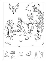 Full Image For Free Bible Coloring Pages The Good Samaritan