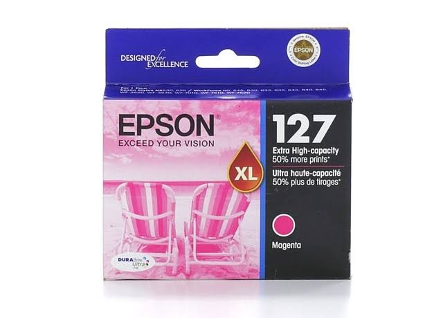 Epson 127 Extra High Capacity Ink Cartridge - Magenta