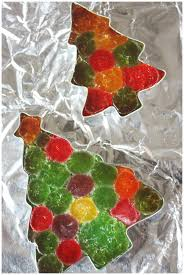 Gumdrop Christmas Tree Stem Activity by Melting Gumdrop Science Exploring Change