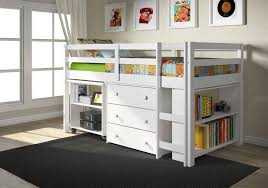 Low Loft Bed With Desk Plans by Loft Bed With Desk Bunkersherpowerhustle Com Herpowerhustle Com