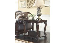 Norcastle Sofa Table Ashley Furniture by Norcastle End Table Ashley Furniture Homestore