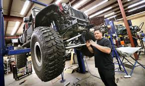 100 Truck Shop Local Veteran Competes For 10000 On History Channels Night