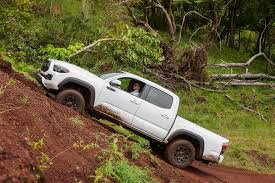 2017 Toyota Tacoma TRD Pro Off-Road Review - Motor Trend Canada 2017 Toyota Tacoma Trd Pro Offroad Review Motor Trend Canada This Mega Built Duramax Mud Truck Will Stomp A Mudhole In Your Off Road Toyota Pickup Truck Parked Stock Photo 5266209 Alamy Hilux Stuck In A Mud Ditch Zambia Africa Watch An Idiot Do Everything Wrong Almost Destroy Ford Trucks Okchobee Plant Bamboo Youtube Rc Pickup Drives Under The Ice Crust Of Frozen Rblokz 052015 Original Flaps 2014toya4runnergotstuck Club The Muddy News Play Bogs Loves To Get Dirty
