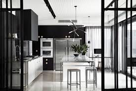 monochrom einrichten wohnen in schwarz weiß und grau im trend