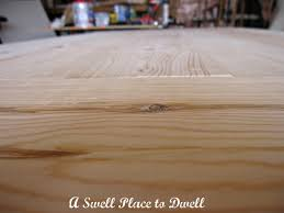 Kitchen Table Close Up A Swell Place To Dwell Diy Farmhouse