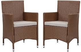 Stack Sling Patio Chair Tan by Patio Chairs U0026 Seating The Home Depot Canada