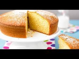 recette de gâteau fait maison très facile le gâteau éponge