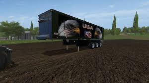 USA Truck & Trailor V1.0 FS 2017 - Farming Simulator 2017 Mod, LS ... Usa Truck Simulator 3d Apk Download Gratis Simulasi Permainan Android Games In Tap Discover Carl Jordan Jr Linkedin Fdp At Truckers Against Trafficking 2019 New Western Star 4700sb Trash Video Walk Around Arcbest And Abf Freight Recognized With Smartway Exllence Award Trucks Performance Was Helped By Something It Didnt Want To Mania Forklift Crane Oil Tanker Game For Flag 3x5ft Poly