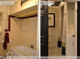 Small Bathroom Pictures Before And After by Diy Bathroom Remodel Before U0026 After