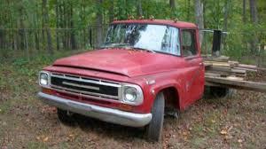 1968 International Harvester Pickup For Sale Near Cadillac, Michigan ...