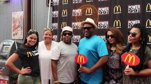 mcdonald s rise grind morning show day party cavanaugh s river