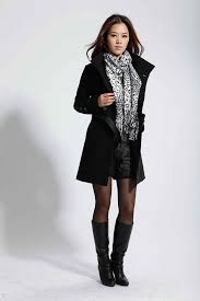 Owind New Arrival Womens Winter Wool Coat Fashion Female Outerwear Hot Selling Cashmere