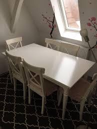 esszimmer esstisch stühle sitzkissen