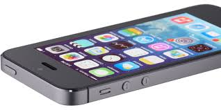 iPhone 5s 16GB in Silver or Gray No Contract from $100 shipped