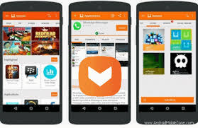 Aptoide app for Android