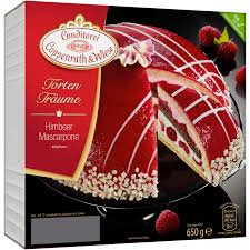 coppenrath wiese himbeer mascarpone torte 650g